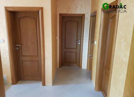 Drvena sobna vrata od masiva, stolarija Gradac, Ivanjica