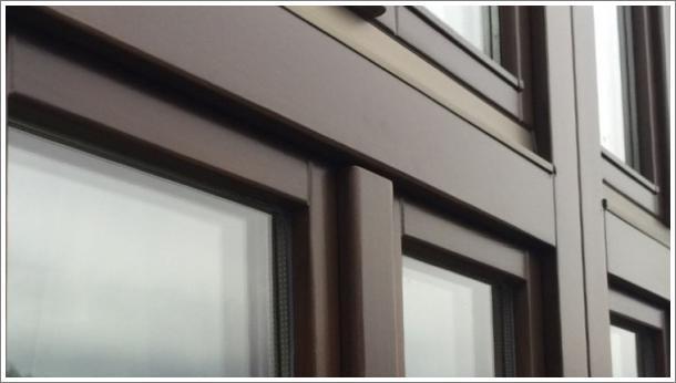 Drveni prozori - detalj spolja, stolarija Gradac, Ivanjica