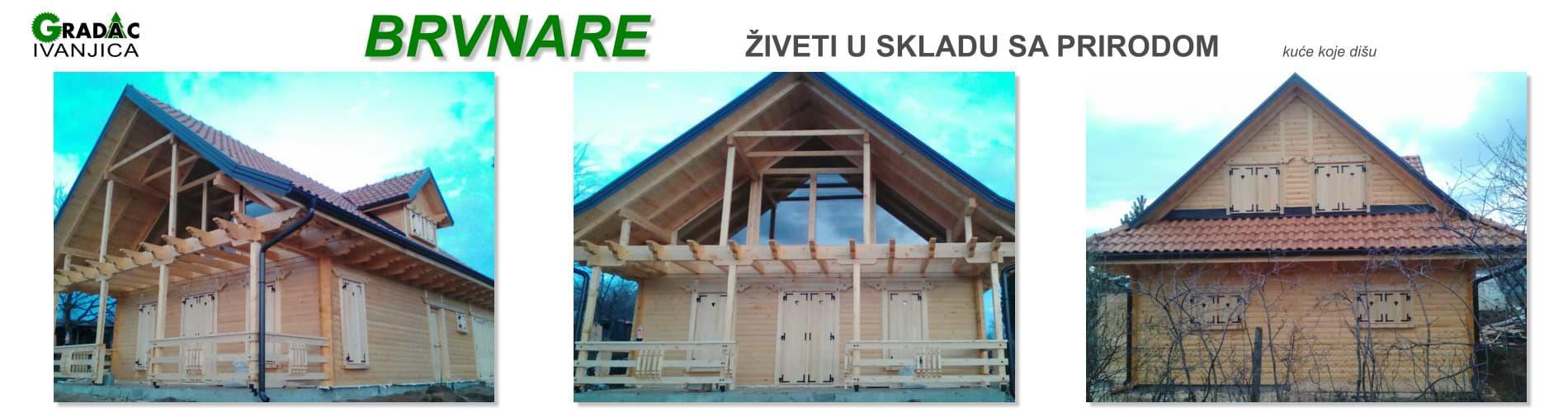 Brvnare - Gradac Ivanjica