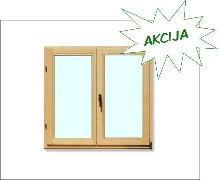 Prozori standardnih dimenzija - Gradac akcijska cena
